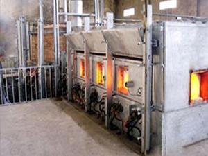 玻璃窑炉砌铸造