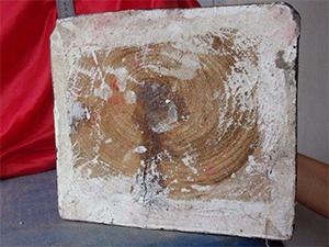 木材灌封填补
