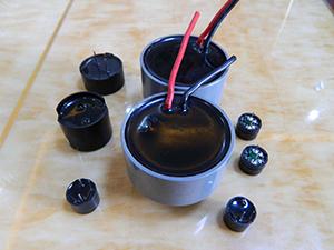 电压组件灌封