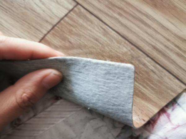 粘必牢水性复合胶为装饰建材行业解决地板革与水泥地的胶粘需求